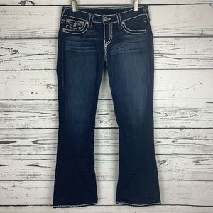 True Religion Joey Flare Jean